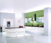 Aluminum kitchen