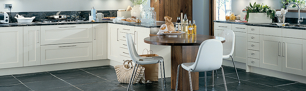 Grey Slate Kitchen